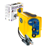 GYSMI 160P ARC & STICK WELDER, INVERTER, HOT START, ANTI STAT