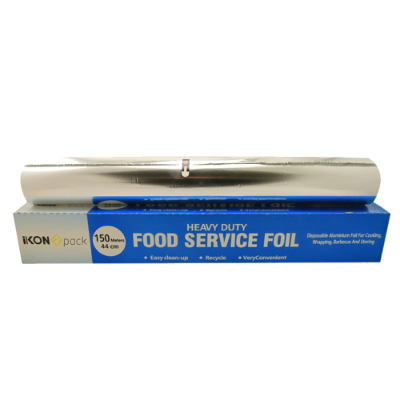 ALUMINIUM FOIL ROLL INFA- RED / 150M x 44CM wide