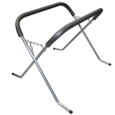 GYS PANEL STAND CURVED LEGS BODY TRESTLE