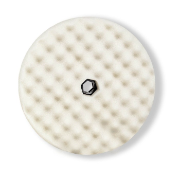 3M 150MM WHITE FOAM COMP PAD BUFF PAD