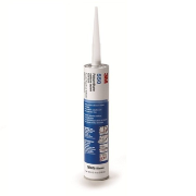 PU ADHESIVE SEALANT WHITE 310ML