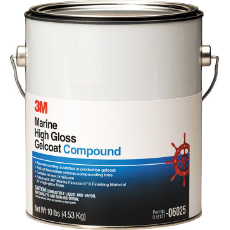 4KG 3M 6025 GELCOAT COMPOUND