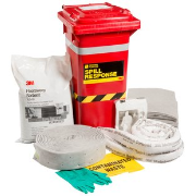 3M 130 LITRE SPILL KIT
