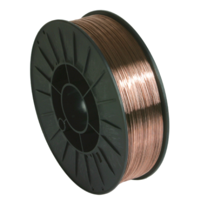 G3Si1 / ER7OS-6 STEEL MIG WIRE 0.8MM x 5KG ON A 200MM SPOOL
