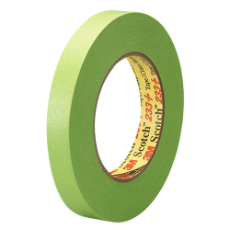 12mm 233 3M MASKING TAPE GREEN 50M