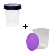 CAM 650 WATER CUP - COLLAR & LINER KIT