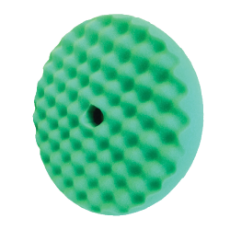 3M X 216MM GREEN WAFFLE COMPOUND PADS