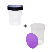 CAM 400 WATER CUP COLLAR & LINER KIT