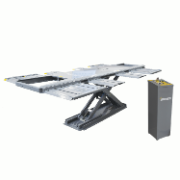SPANESI MULTIBENCH - BED /  CONTROL UNIT / RAMPS - ONLY