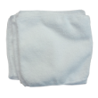 WIPEC - WIPE NEW 10PK WHITE MICROFIBRE
