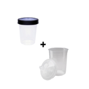 CAM190 SOLVENT CUP COLLAR & LINER KIT